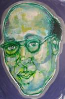 Malone's Self Portrait
