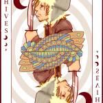 """Chives Card"" by annaclifford"