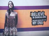 I believe in Bangalore, India