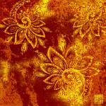 """Desert Flowers 1"" by SherArtDesigns"
