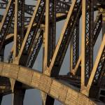 """hell gate bridge"" by jasonarends"