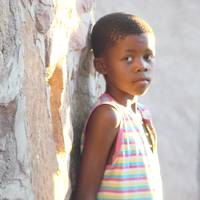 Child in Pongola