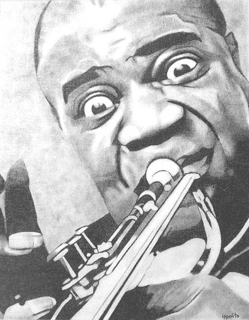 Stunning Quot Louie Armstrong Quot Artwork For Sale On Fine Art Prints