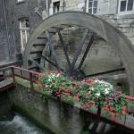 """Waterwheel in Maastricht, The Netherlands"" by jaredjared"