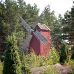 """Windmill in Sund, Aland Islands, Finland"" by jaredjared"