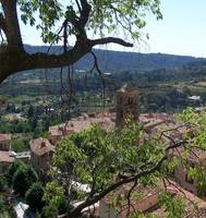 Moustiers St. Marie View