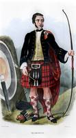 MacKinnon : Scottish Highland Clan (McIan)