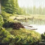 """Beavers"" by SteveNewcombe"