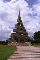 Reunification Monument in Cameroon