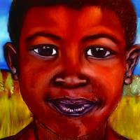 African Child Art Prints & Posters by Mariaan Maritz-Krog Fine Art