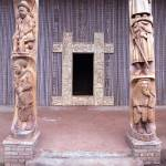 """Council Entry in Bandjoun, Cameroon"" by jaredjared"