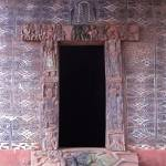 """""""Palace Doorway at Bafoussam Palace, Cameroon"""" by jaredjared"""