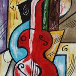 """""""Red Violin"""" by JohnnyGoolsby"""