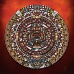 """Aztec Cosmos"" by NewOdysseyArt"