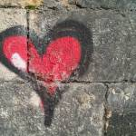 """Graffiti: Heart"" by abraxas35"