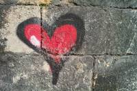 Graffiti: Heart