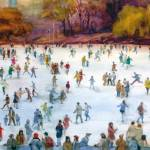 """Central Park Ice Rink"" by peterpagano"