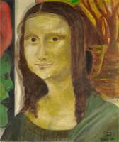 Mona Lisa in Africa