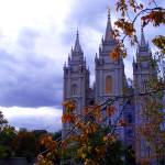 """Salt Lake LDS Temple"" by Hartography"