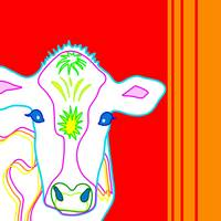 A Thoroughly Modern Cow
