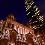 """The Church in Boston - God and Capitalism"" by gmrshots"