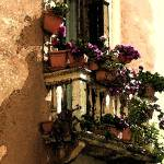 """Venetian Balcony I"" by DaveCarr"