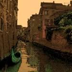 """Lone Gondola II"" by DaveCarr"