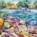 """""""Out to Shore"""" by clovia"""