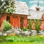 """The Milkery at the Farm"" by clovia"