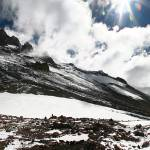 """High camp at 19,200ft. on Aconcagua"" by wildernessphotographs"