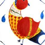"""""""Hex Sign Folk Art Pennsylivania Dutch"""" by SunfluerDesigns"""