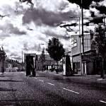 """Peace Wall Gates"" by whydontyou"