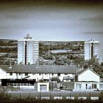 """""""Tower Flats - Pinhole / Antique Effect"""" by whydontyou"""