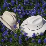 """Cowboy Hats His & Her"