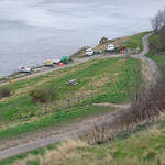 """Cliff Top Boat Park  (15705-RDA)"" by rodjohnson"