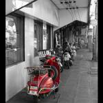 """Bangkok Street / HELLO !!!"" by SOBAKOVKA"
