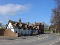 Repton Thatched Cottages  (15775-RDB)