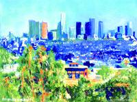 Los Angeles, California by RD Riccoboni