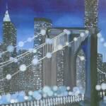 """My Night Bridge"" by AtticArt"