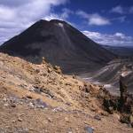 """Mount Ngaurahoe, Tongariro Crossing, NZ"" by upliftingphotos"