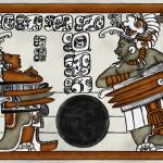 """""""The Ancient Mayan Game of Life and Death"""" by NewOdysseyArt"""