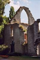 St. Drottens Cathedral Ruins Visby