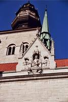 Detail from St. Maria Domkyrka