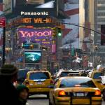 """Times Square Pano"" by mentat"