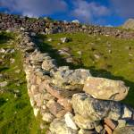 """L0582 Stone Wall - Co.Mayo"" by walshphotos"