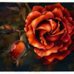 """Unscented Rose"" by ivory"