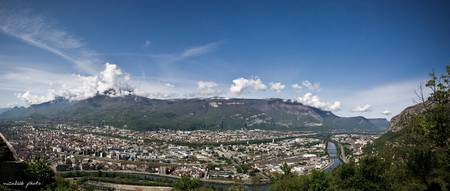 Panorama Grenoble