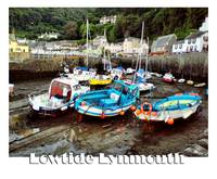 Low Tide in Lynmouth