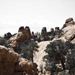 """Arches National Park Landscape (9768)"" by johncorney"