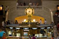 Grand Central Information Booth